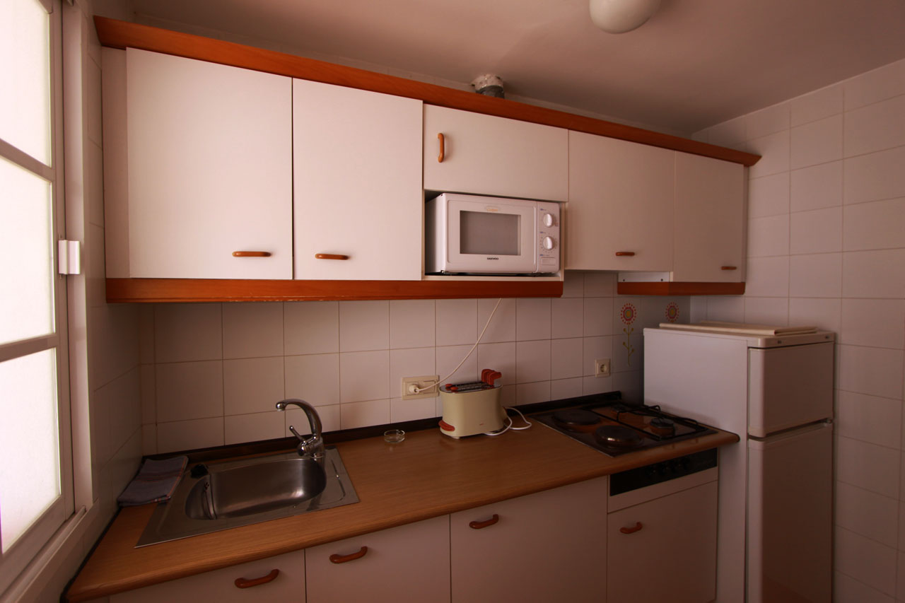 foto of the kitchen